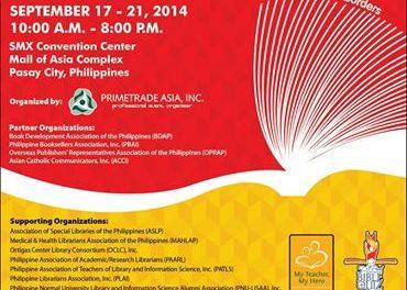 Visit the 35th Manila International Book Fair