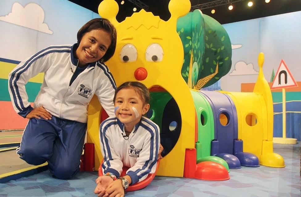 Yasmene Grace P. Arim Is Bonakid Pre-School's Ready Set Laban Season 2 Grand Winner