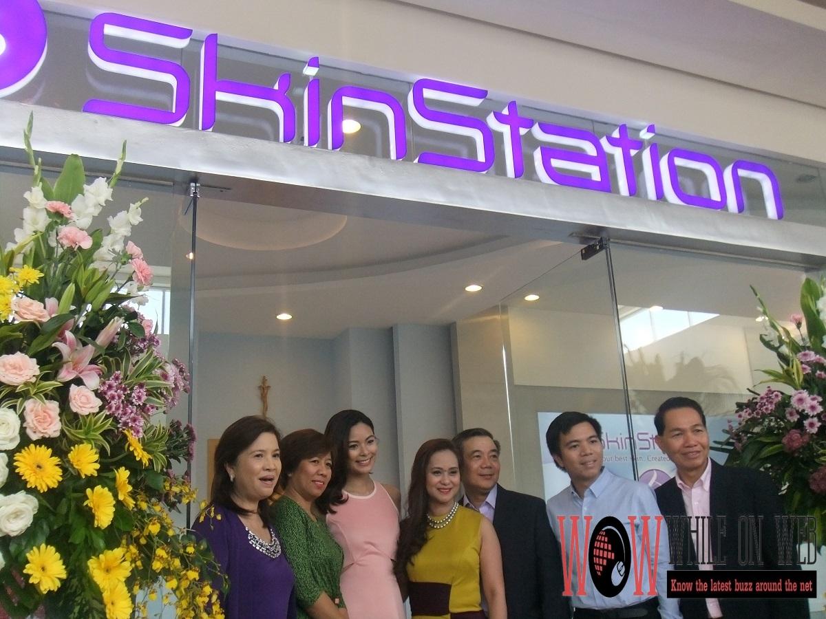 SkinStation opens in Nuvali
