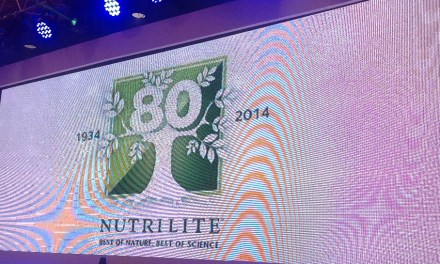 Nutrilite celebrates 80th anniversary