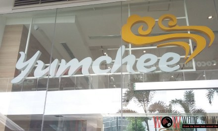 Yumchee: The newest Chinese fast food stop at BGC area