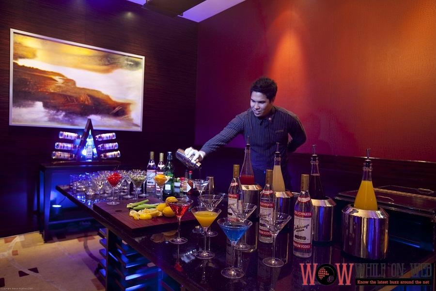 Marriott Hotel Martini Bar
