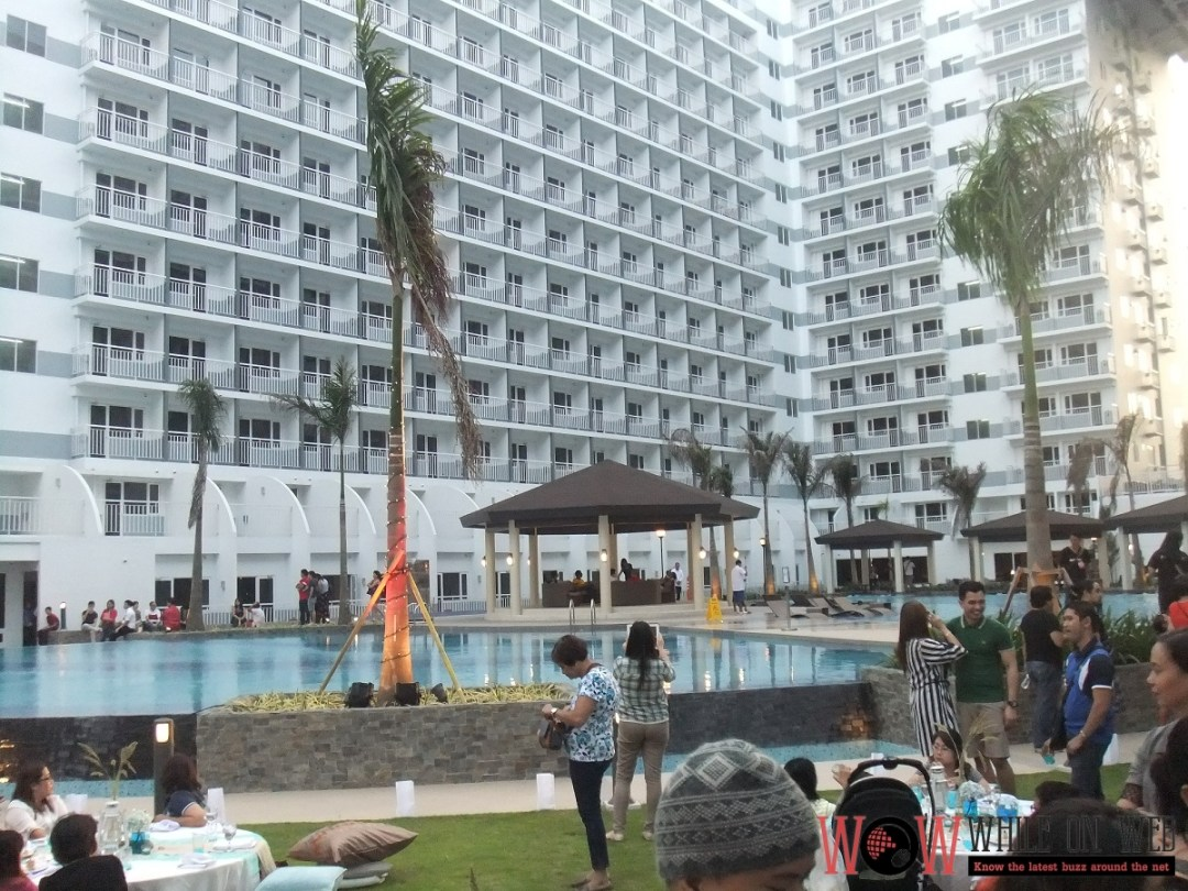 At home with SMDC - Shell residences lawn party