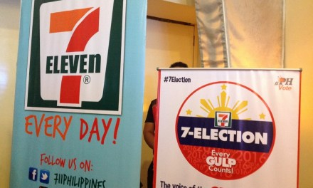 7-election by 7-Eleven