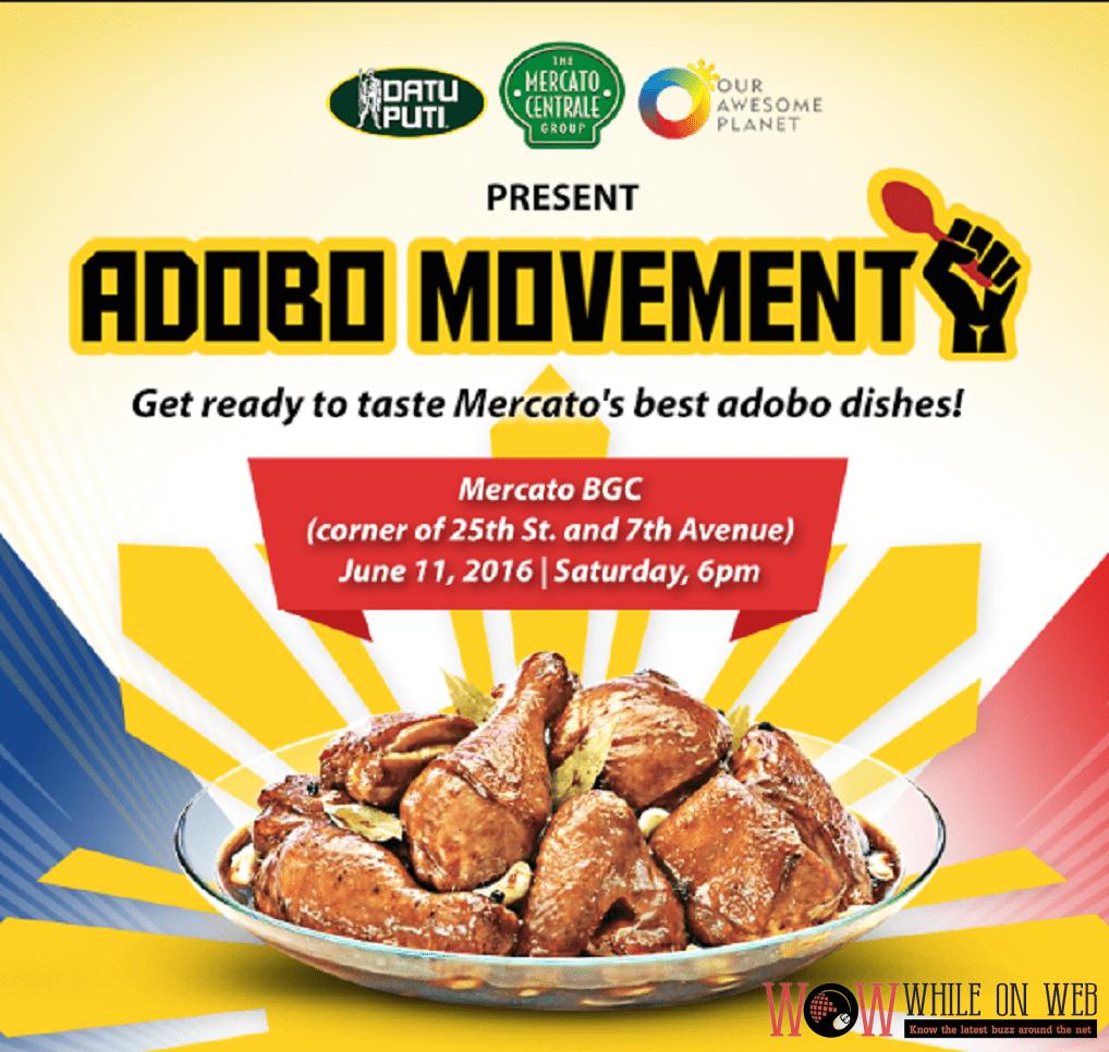 Adobo Movement Food Festival