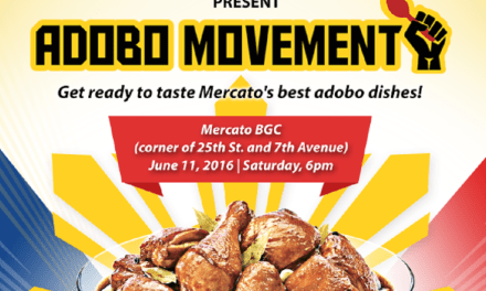 Adobo Movement Food Festival sets on June 11
