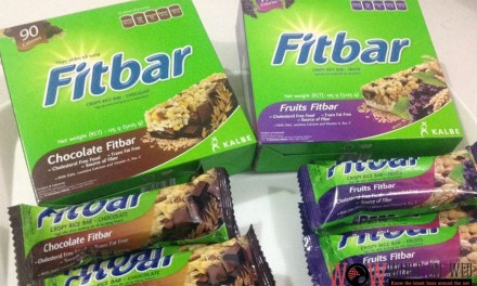 3 reasons why Fitbar is a healthy snack choice