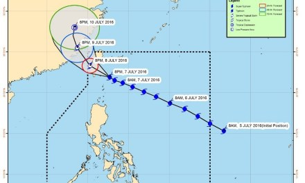 "PAGASA Weather Bulletin #9  TYPHOON ""BUTCHOY"" – updated 11:00pm"