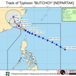 "PAGASA Weather Bulletin #10  TYPHOON ""BUTCHOY"" – updated 5:00am"