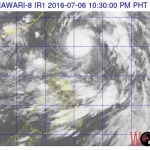 """PAGASA Weather Bulletin #5  TYPHOON """"BUTCHOY"""" – updated 11:00pm"""