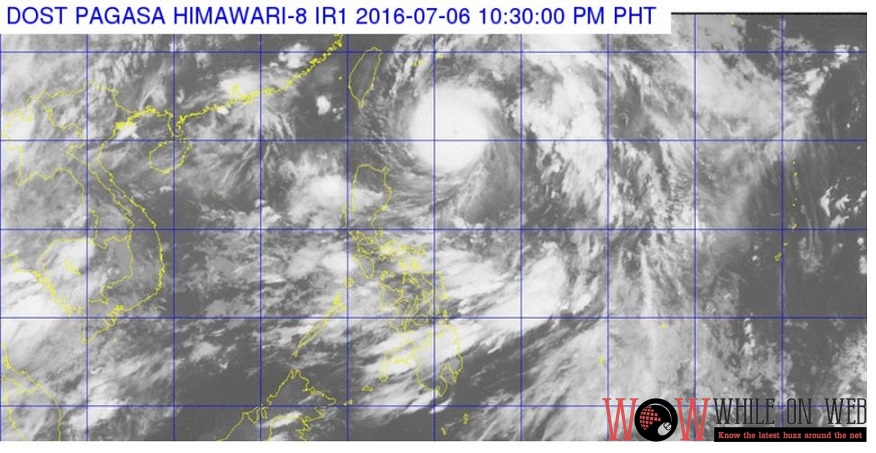 "PAGASA Weather Bulletin #5  TYPHOON ""BUTCHOY"" – updated 11:00pm"
