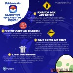 Pokemon Go: Safety tips to catch 'em right