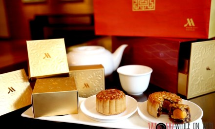 Marriott Manila's mooncake – a well-preserved tradition