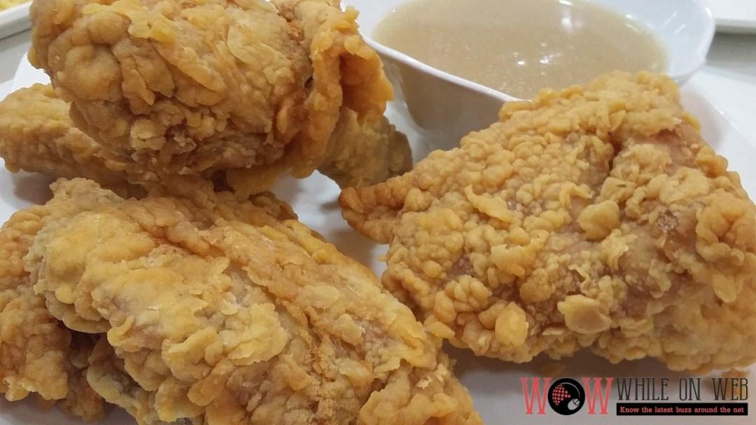 Papa John's All-American-Fried Chicken