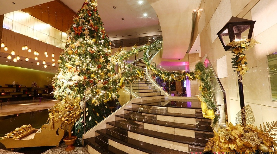 Christmas Magic and Merriment at Marriott Hotel Manila