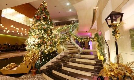 Christmas Magic and Merriment at Marriott Hotel Manila