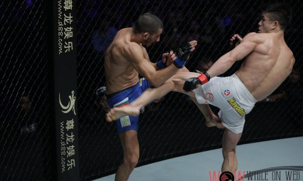 Mark Striegl dominated the fight at ONE: Age of Domination