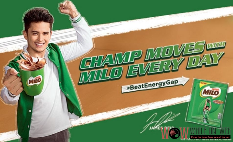 MILO Champ Moves video hits the Top 10 in Asia-Pacific