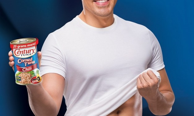 Luis Manzano is bigger and hotter in new Century Tuna TVC