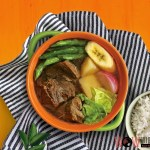 Goldilocks Beef Nilaga:  food from the heart
