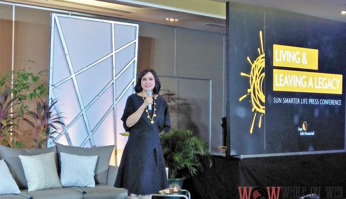 Charo Santos-Concio trusts SUN Smarter Life to protect her legacy