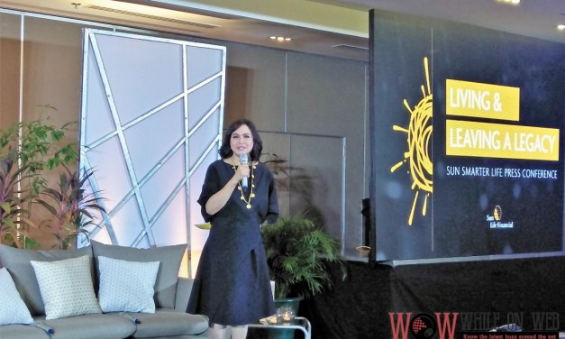 Charo Santos-Concio trusts SUN Smarter Life to protect her legacy