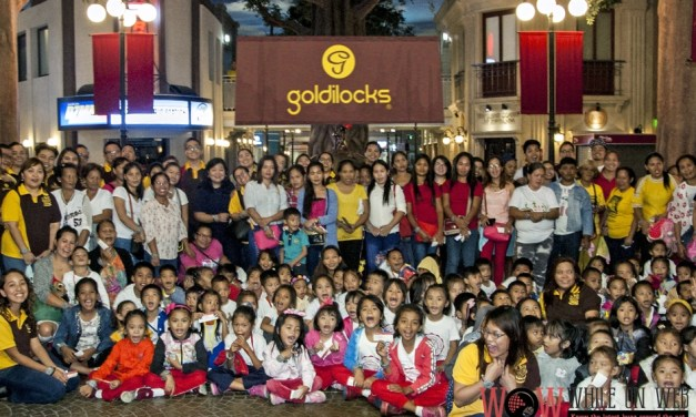 A Goldi-Good Time at Kidzania