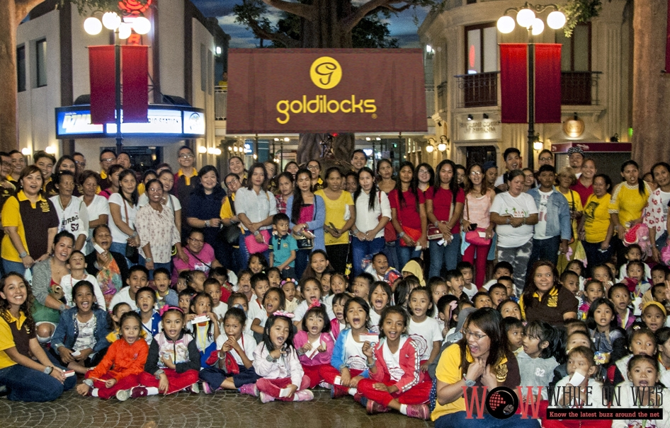 Goldilocks Kidzania
