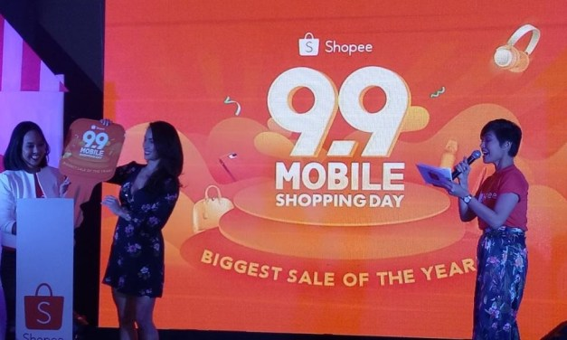 """Shopee 9.9 Mobile Shopping Day"" kicks off today"