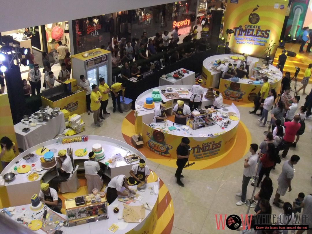 GOLDILOCKS' 12th ICDC SHOWCASES TIMELESS DESIGN CAKES