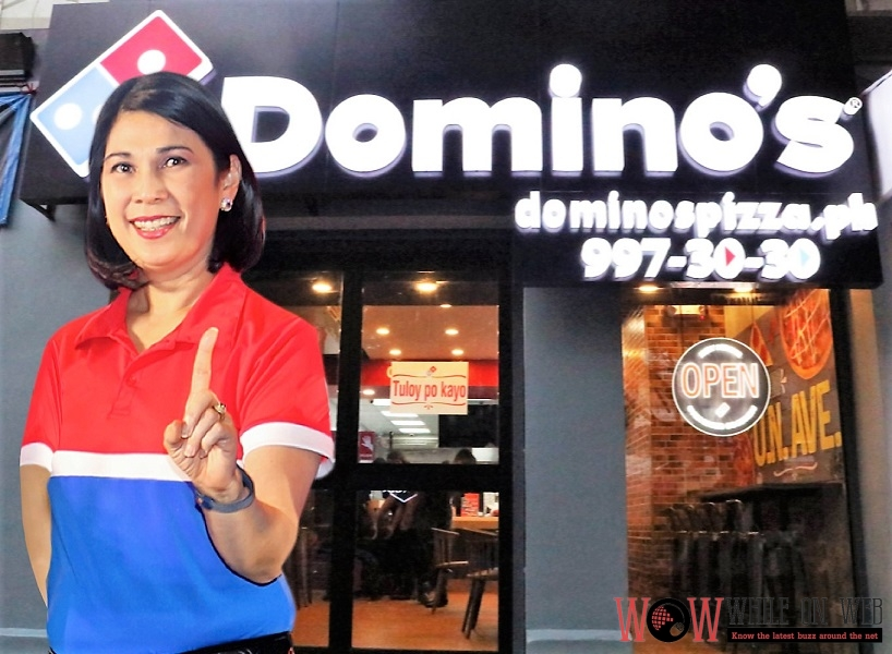 Domino's Pizza: World's #1 pizza!