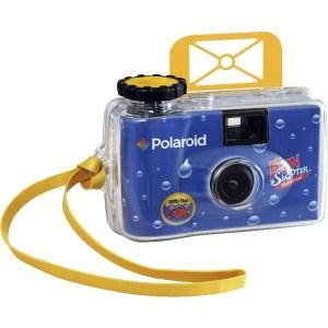 Polaroid, Underwater, Disposable, Camera