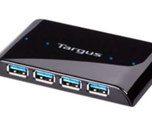 Targus, 4 Port, USB3.0, Hub, Superspeed