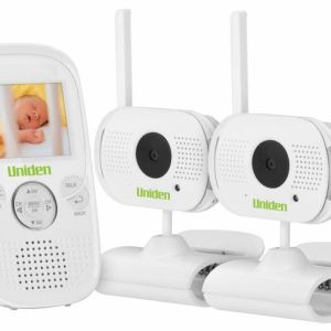 "Uniden, BW 3002, 2.3"", Digital Wireless, Baby Video"