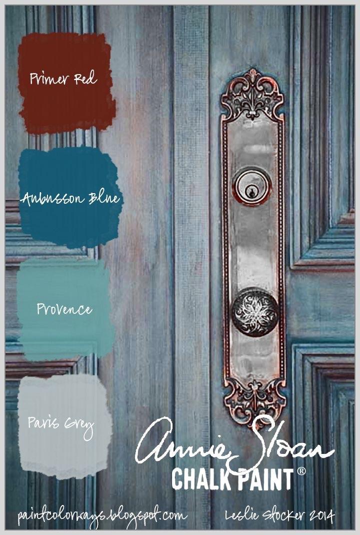Annie Sloan Chalk Paint Recipes