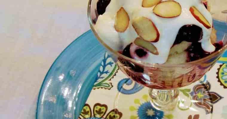 Mixed Berry Slow Cooker Dessert