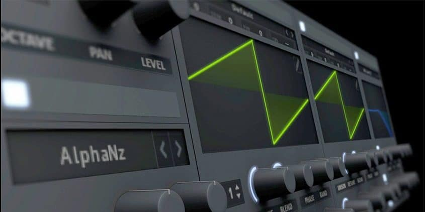 xfer records serum graphic interface