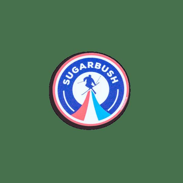 Sugarbush Helmet Sticker 2x1