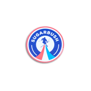 Sugarbush Helmet Sticker