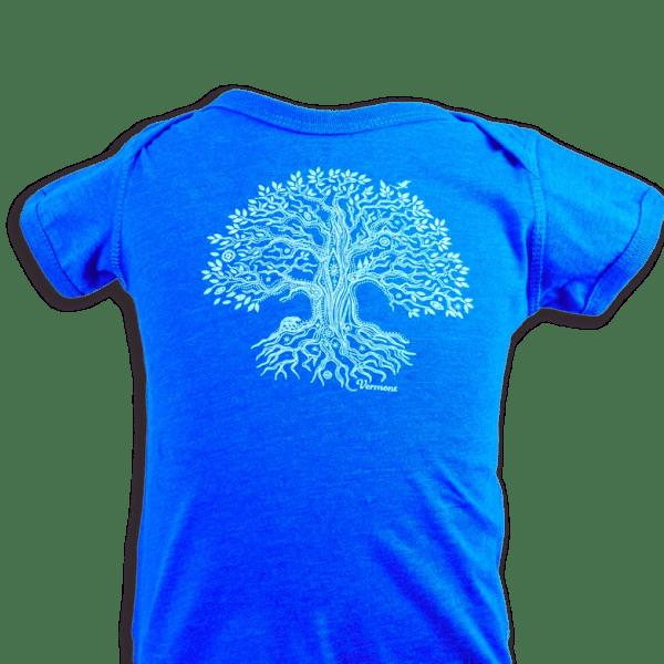 Tree of Life Onesie