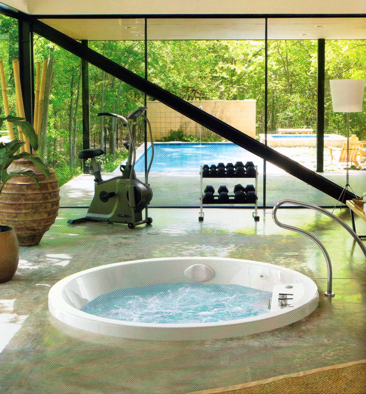 Jason Home Spa Collection HSC650 Spa Bath Jacuzzi Whirlpool Bathtub