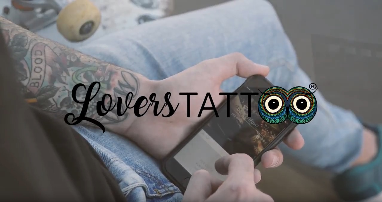 "video promo ""Lovers Tatto"""
