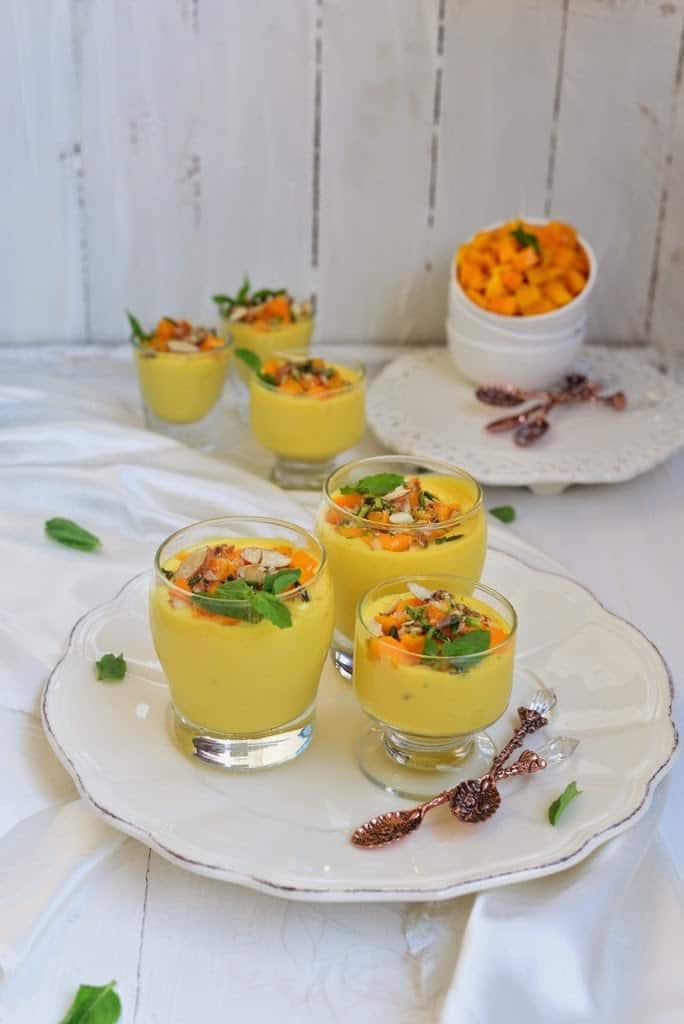 Mango Basundi