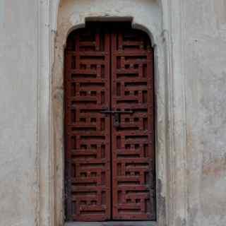 Beautiful doors in India