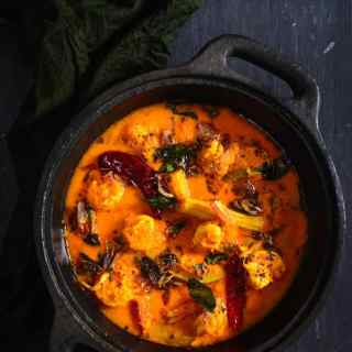 Kerala Drumstick and Raw Mango Prawns