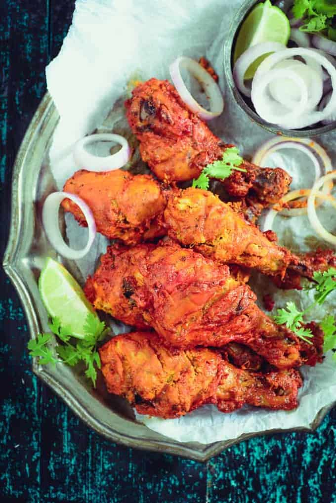 Tandoori Tangdi Recipe, How to make Tandoori Tangdi  or Tangdi Kabab