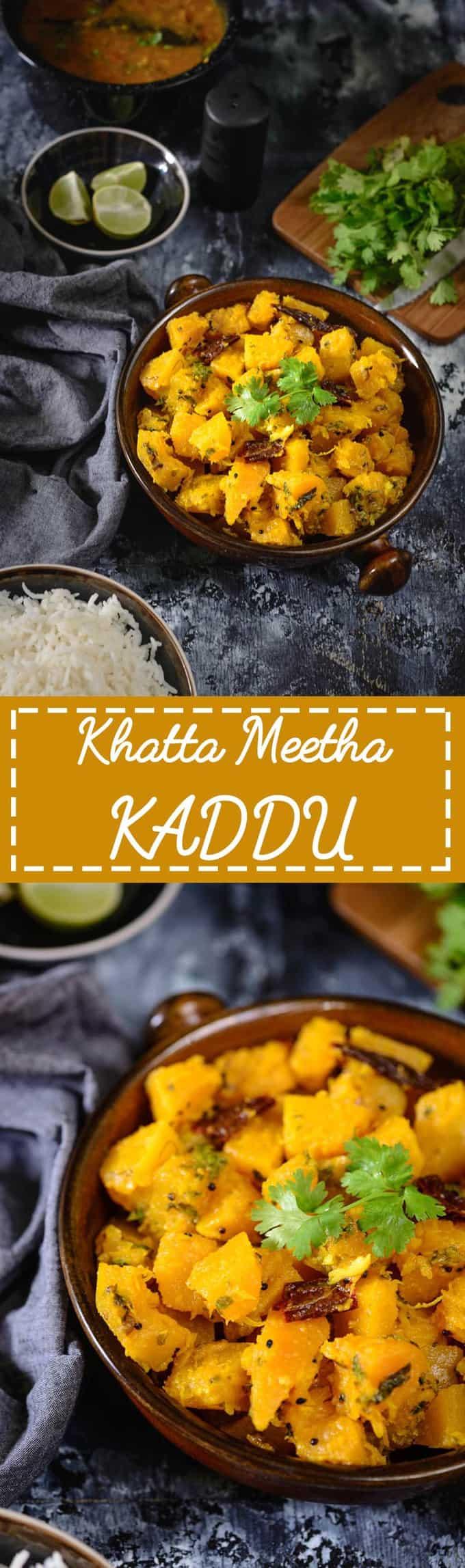 Khatta Meetha Kaddu