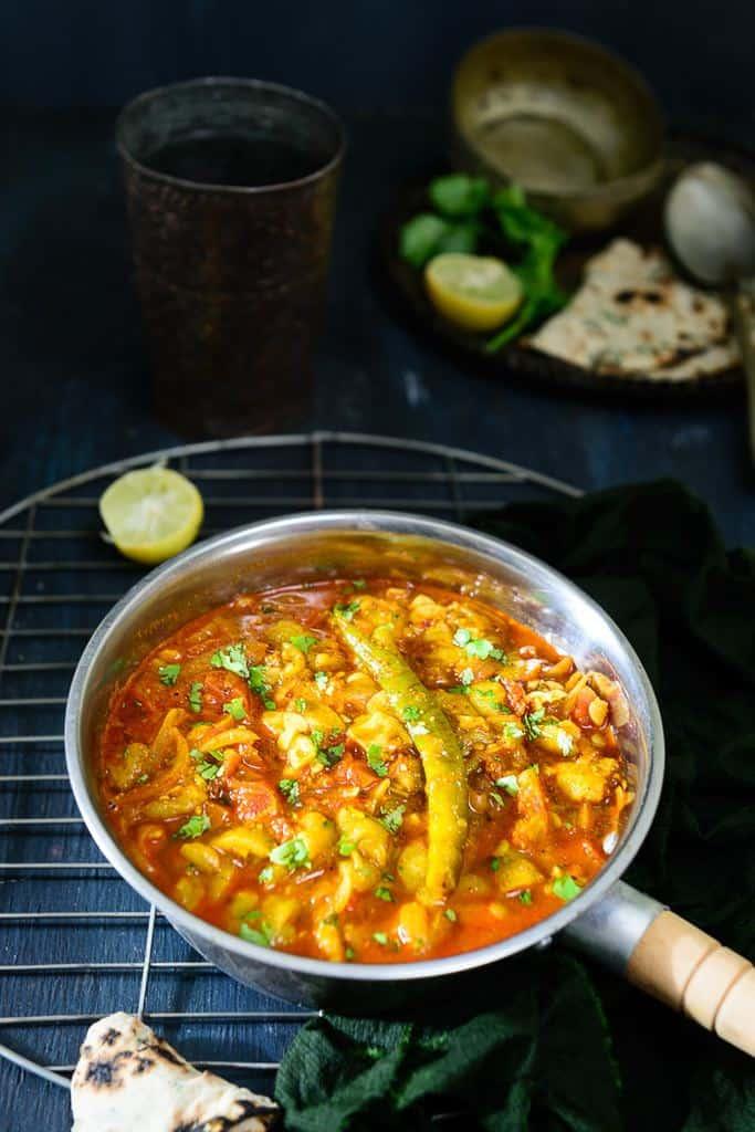 Achari Turai Recipe, How to make Achari Turai