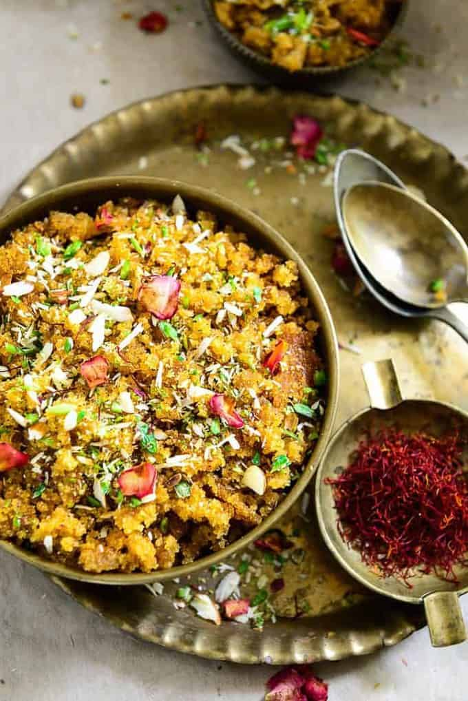 Gur ka Halwa Recipe, Gur Sooji Halwa Recipe