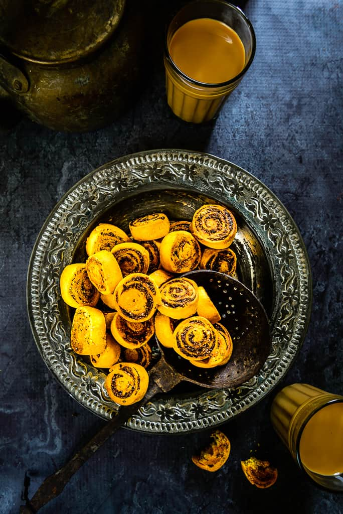 Bhakarwadi is a crunchy snacks, a Maharashtrian speciality which is stuffed with different ingredients, steamed and then deep-fried, a time intensive process that makes them unique and such an in-demand sweet.